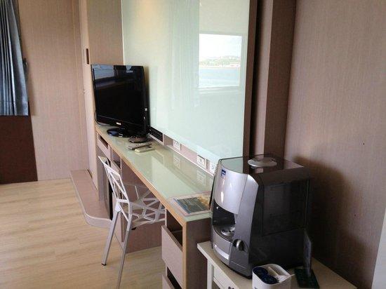 MF Harbor View Hotel Penghu : 雙人房間(786號房型)