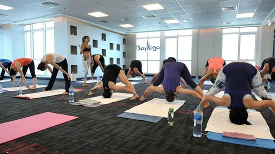 Bay Yoga Center