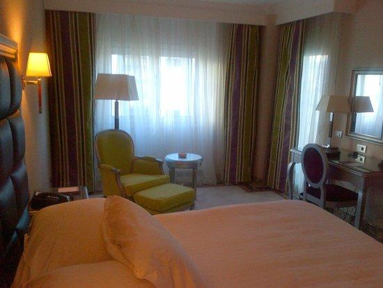 Hilton Alexandria Corniche: nice setup