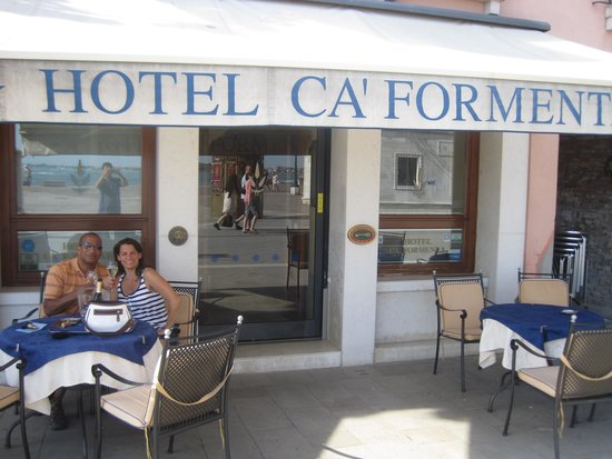 Hotel Ca' Formenta: hotel front