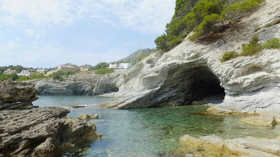 Beach Club Font de Sa Cala : promenade