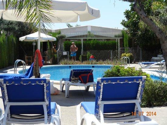 Hotel Playa De Canet: la piscine