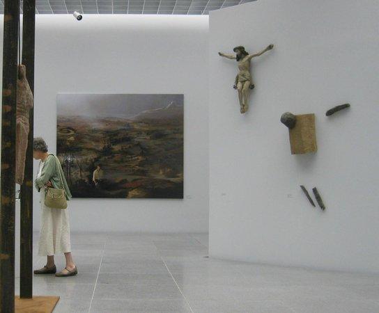 Museum am Dom Wurzburg: varietà della rappresentazione del Cristo