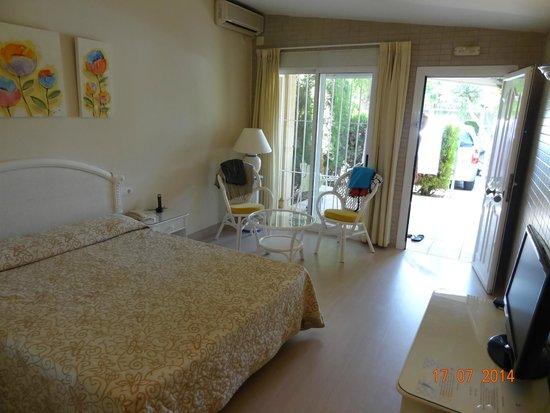 Hotel Playa De Canet: notre chambre