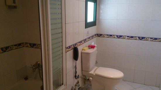 Island View Resort : ванная комната