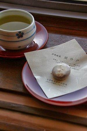 Shima Kanko Hotel the Classic: 伊勢銘菓 関の戸