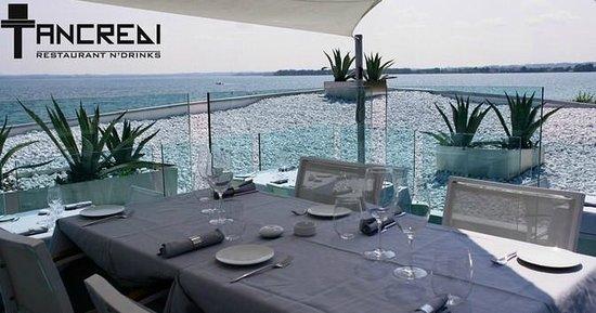 Tancredi Restaurant: Terrazza