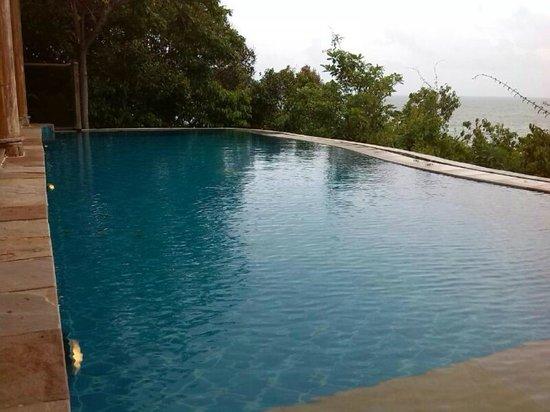 Santhiya Koh Yao Yai Resort & Spa: Privatpool