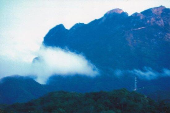 Kinabalu Park : Mount Kinabalu
