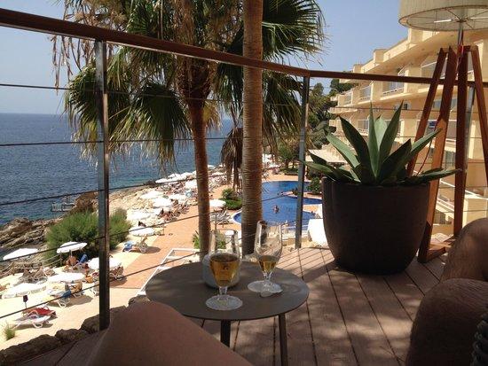 Iberostar uites Hotel Jardin del Sol: Vistas estupendas
