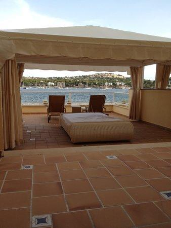 Iberostar uites Hotel Jardin del Sol: Terraza habitacion espectacular