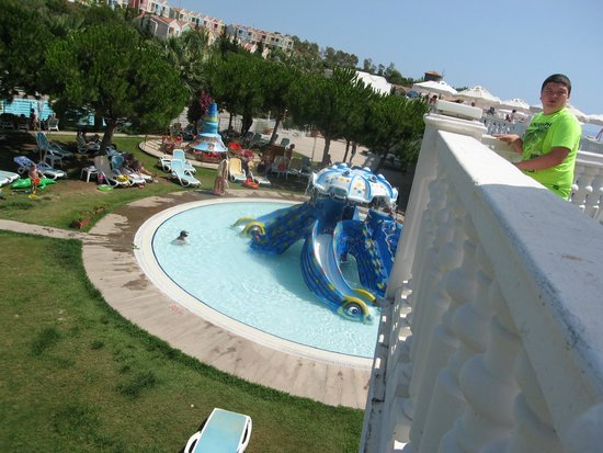 Paloma Club Sultan Ozdere : piscine enfants