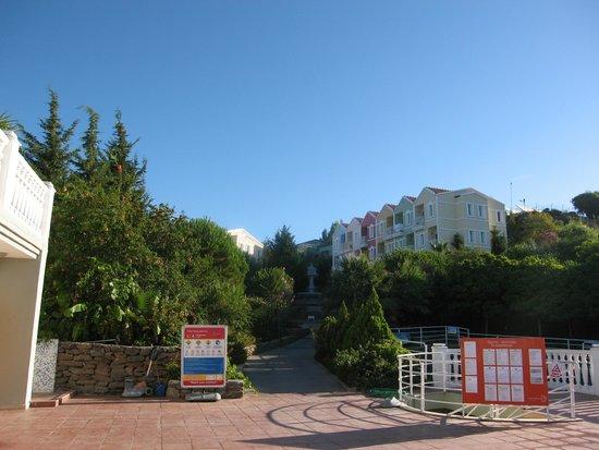 Paloma Club Sultan Ozdere : bungalow