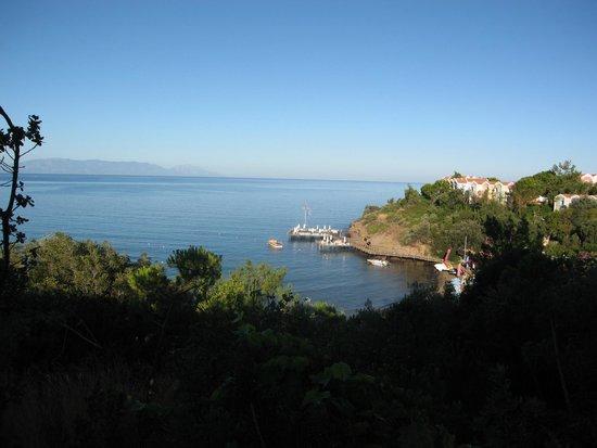 Paloma Club Sultan Ozdere : mer