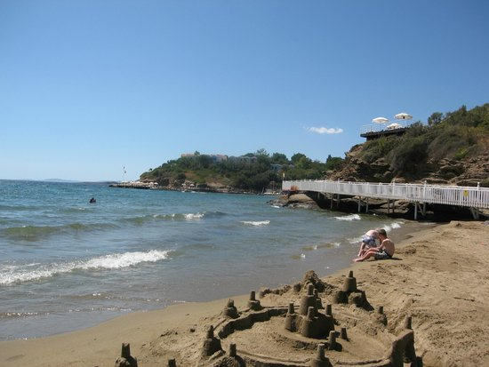 Paloma Club Sultan Ozdere: plage