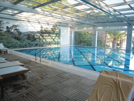 Paloma Club Sultan Ozdere: piscine intérieure