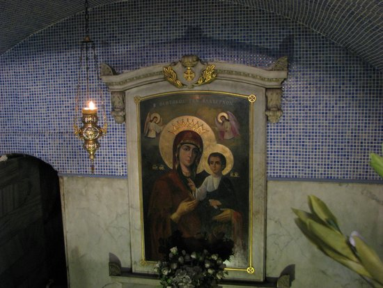 Panagia Vlaherna Meryem Ana Church