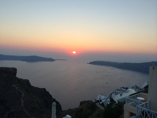 Hotel Sunny Villas: view