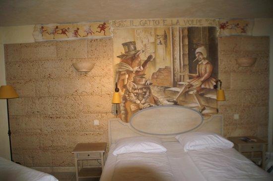 "Hotel ""Colosseo"" Europa-Park: chambre"