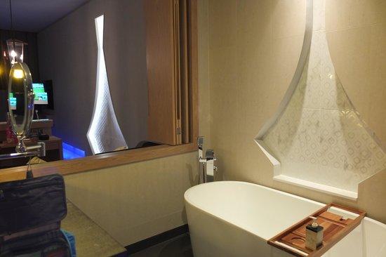 Avista Hideaway Phuket Patong, MGallery by Sofitel: Nice toilet