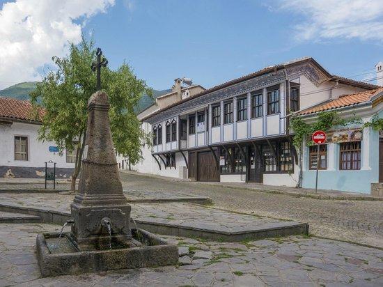 Karlovo Old Town