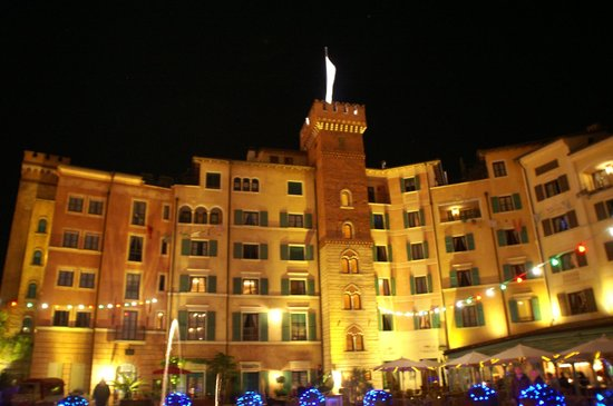 "Hotel ""Colosseo"" Europa-Park : hotel"