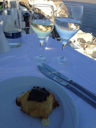 Ambrosia Restaurant: Appetizer