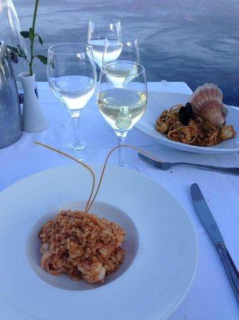 Ambrosia Restaurant: Dinner