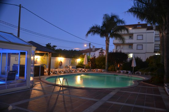 Hotel Bosque-mar: Piscina