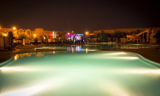 Kenzi Club Agdal Medina: De nuit, le spectacle...