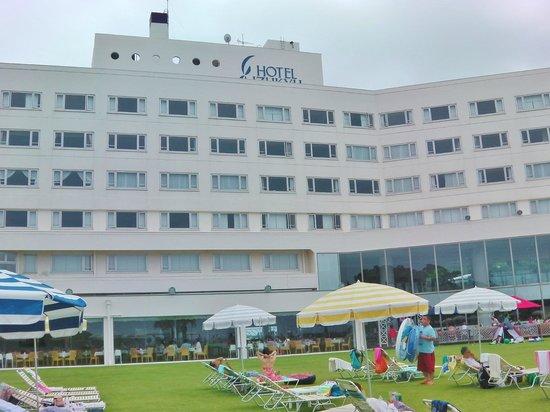 Hotel Izukyu: .