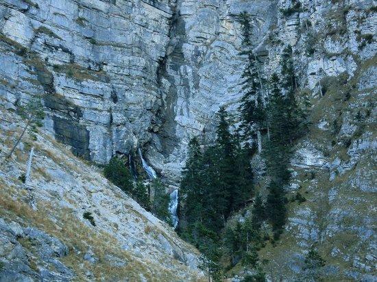 Farchant, Deutschland: Der abschließende Fall aus dem Speiloch im Plattenkalk