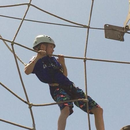 Holiday Village Manar: ariel adventure
