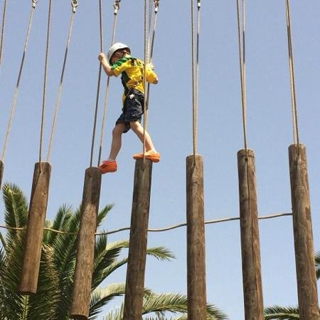 Holiday Village Manar: ariel adventure
