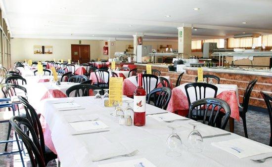Hotel Balmoral: Restaurante