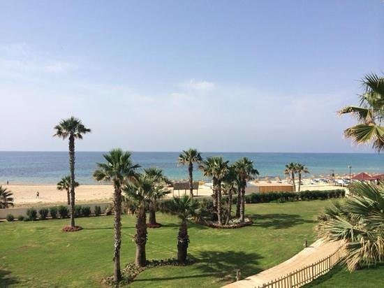 Holiday Village Manar: seaview from manar 2