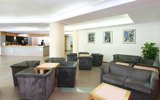 Hotel Balmoral: Zona recepción