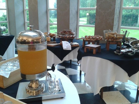 Oulton Hall & Spa: Amazing Breakfast Choice