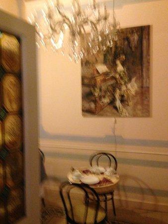 La Maison dell'Orologio: Breakfast room