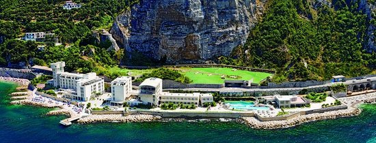 Towers Hotel Stabiae Sorrento Coast