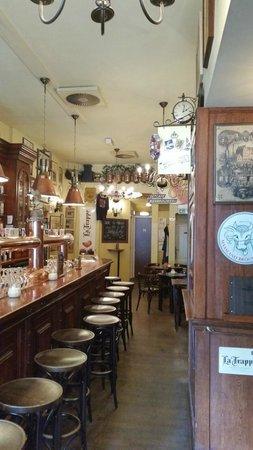 Beer Tasting Room Arendsnest : L'intérieur
