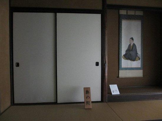 Suzu-no-ya (Motoori Norinaga's study) : 奥の間
