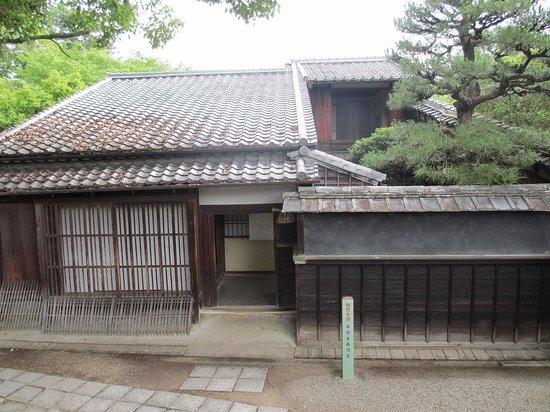 Suzu-no-ya (Motoori Norinaga's study) : 鈴屋外観