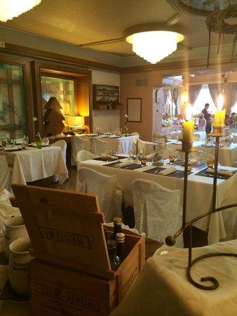 Hotel San Giacomo Gourmet & Spa: Sala ristorante