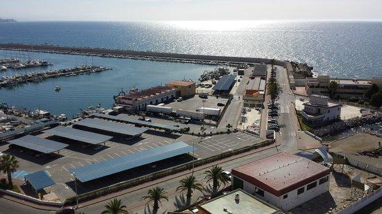 Hotel El Puerto by Pierre & Vacances: VISTAS DESDE LA PISCINA
