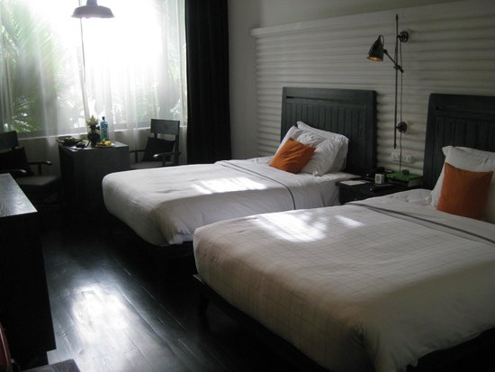Shinta Mani Club: Our room