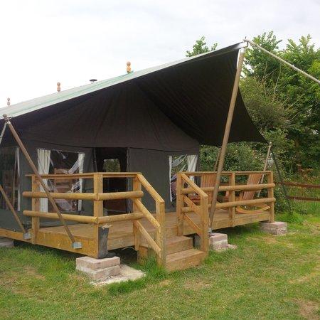 Mill Farm Glamping: Tent #2