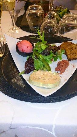La Table Du Roy: Foie Gras
