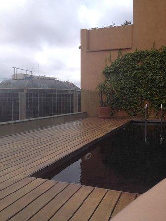 EuroPark Hotel: rooftop