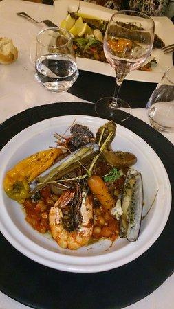 La Table Du Roy: Un super plat entre terre et Mer !! A essayer !!